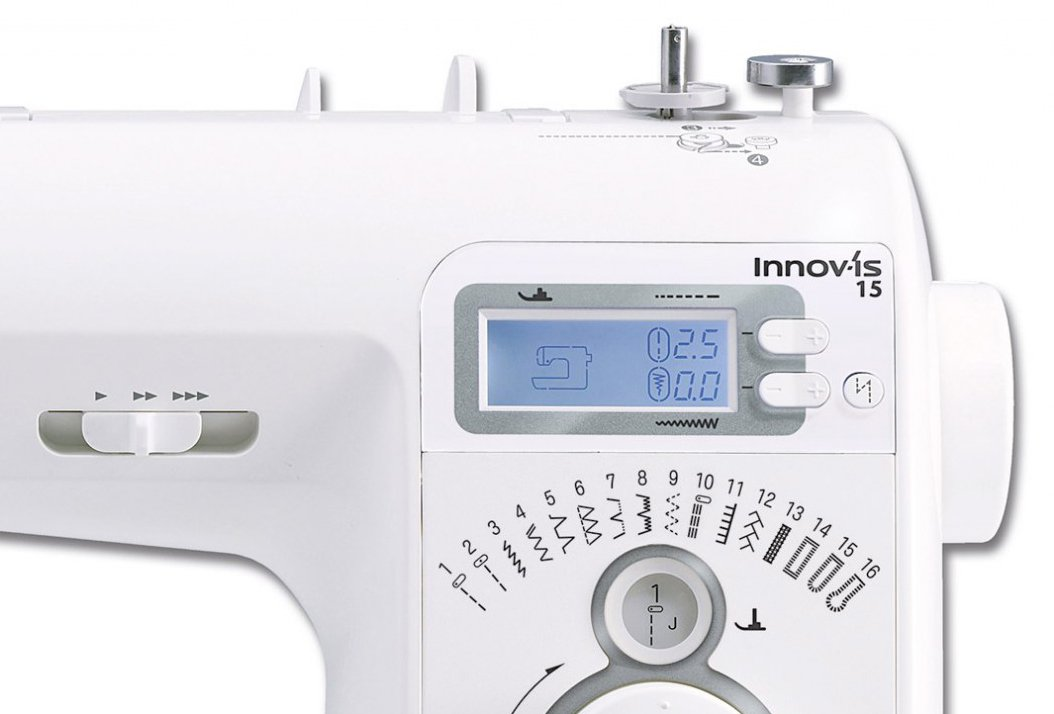 Comparatif machines coudre brother innov is 15 35 et 55 - Comptoir phoceen de la machine a coudre ...